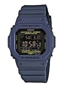 Casio Herren-Armbanduhr G-Shock Digital Quarz Resin GW-M5610NV-2ER