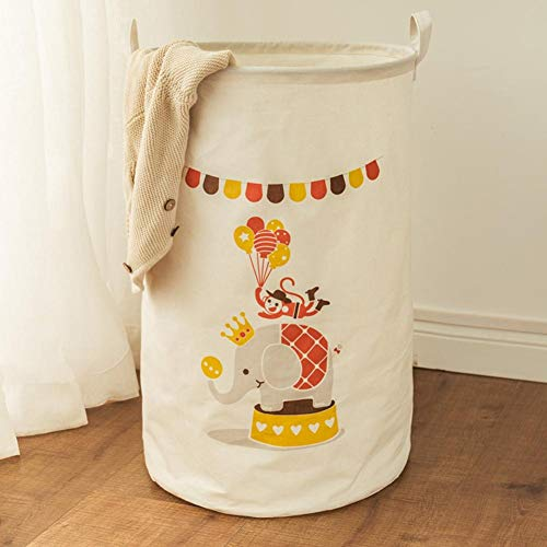 Foldable Storage Basket Barrel C...
