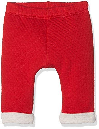 Petit Bateau Unisex Baby Hose Pantalon, Rot (Froufrou 79), 80 (Herstellergröße: 12m/74cm) (Pantalons Hose)