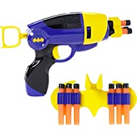 MATTEL dww39–DC Superhero Girls Batgirl Blaster, acción juguete