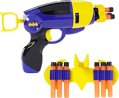 Mattel dww39-DC Superhero Girls Batgirl Blaster, acción Juguete