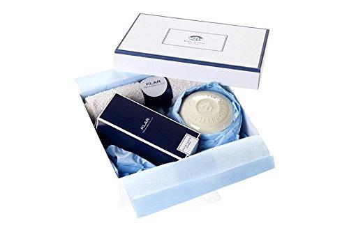 Clair savon 10000708 Boîte Cadeau Ensemble pratique pour homme monsieur classique de la
