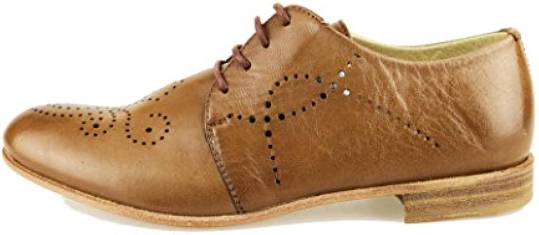 Rossano BISCONTI Zapatos Elegantes Mujer 37 EU Pulidor Cuero AG595