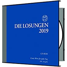 Die Losungen 2019 für Deutschland, Losungs-CD-ROM