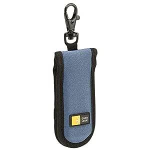 Case Logic JDS-2 USB Drive Shuttle 2-Capacity (Black/Blue)
