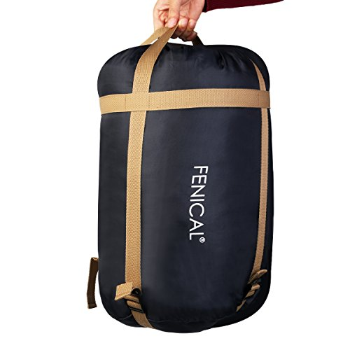 FENICAL Sleeping Bag Envelope Lightweight 20-50F, for 3-4 Season Outdoor Camping and Hiking