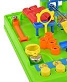 TOMY Screwball Scramble - Classic Children's Preschool Action And Reflex Game - Suitable From 5 Years