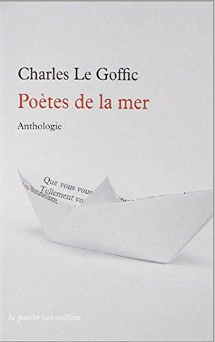 Poètes de la mer : anthologie