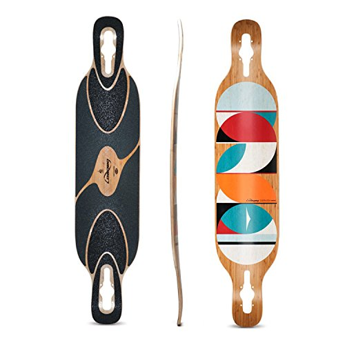 Loaded Dervish Sama Flex 1 Longboard - Deck only Flex1: 80kg-125kg - Dervish 1 Sama Flex