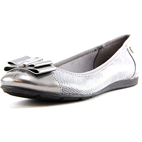 Anne Klein Sport Aricia Toile Chaussure Plate Grey Multi