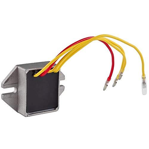 Aiming 278000443 Regulator Spannungsgleichrichter für Sea DOO 787 800 XP 95-96 GTX 96-97 SPX 97-99 GSX 1996 -