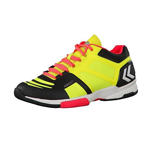 Hummel Ballon de handball Chaussures Aero Charge HB 22060402 Jaune fluo/noir