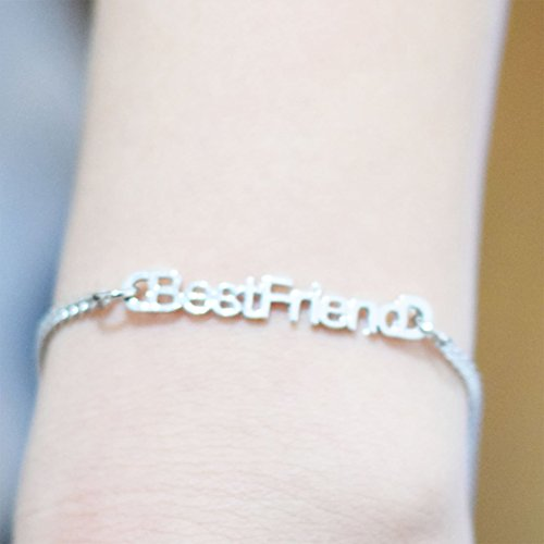 *Charm Best Bitches Armband, Best Friend Armband, BFF Armband, Best Friend Forever Weihnachten Geschenk Armband*