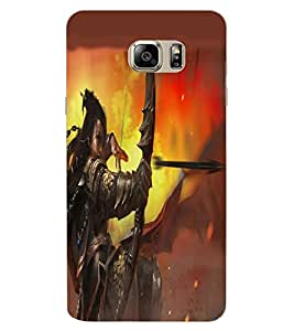 ColourCraft The Archer Design Back Case Cover for SAMSUNG GALAXY NOTE 7 DUOS