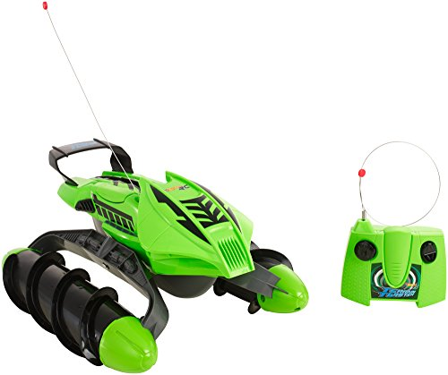 Hot Wheels RC Terrain Twister, Green by Hot Wheels