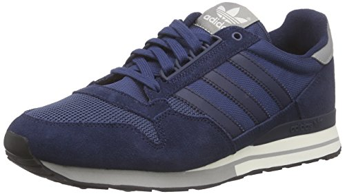 adidas Herren Zx 500 Og Sneakers Blau (Collegiate Navy/Off White/Mgh Solid Grey)