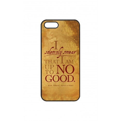 Harry Potter Design Telefon Fall 08, Black Phone Case, Apple iPhone 6/6s