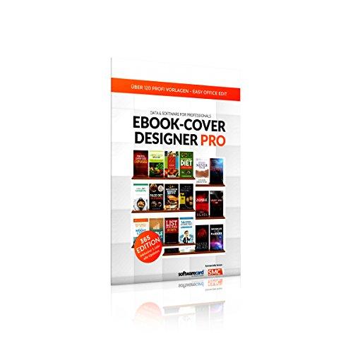 Preisvergleich Produktbild Ebook Cover Designer PRO – Cover einfach mit Microsoft Office oder Open Office erstellt