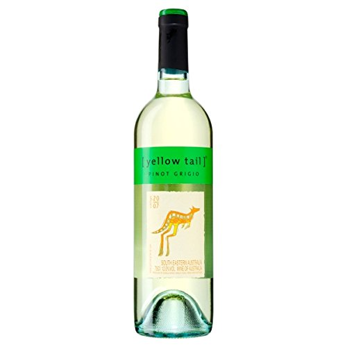 Yellow Tail Pinot Grigio 75cl (paquete de 6 x 75 cl)