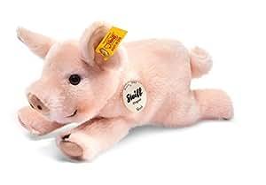 Steiff - 280016 - Cochon en peluche Sissi - couché