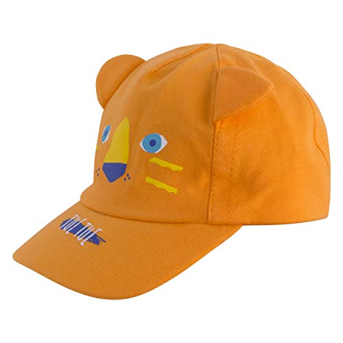 Tuc Tuc Visera Punto NIÑO Animal Crew Gorra Naranja