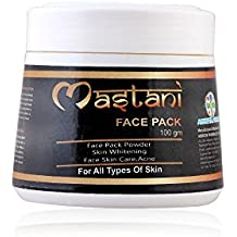 Mastani Face Pack - 100 % Organic and Ayurvedic beauty Solution for Flawless skin