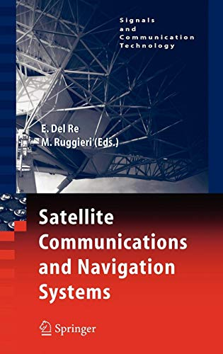 Satellite Communications and Navigation Systems (Signals and Communication Technology) Marine Navigation System