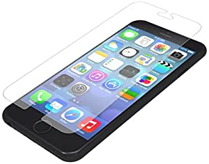 Zagg - IP6GLS-F00 - InvisibleShield iPhone 6/6S - Transparent