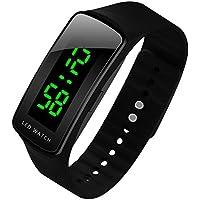 Hiwatch LED Orologio di Moda Impermeabile Sportivo Orologio Digitale da Polso per Ragazzi Ragazze Uomini Donne