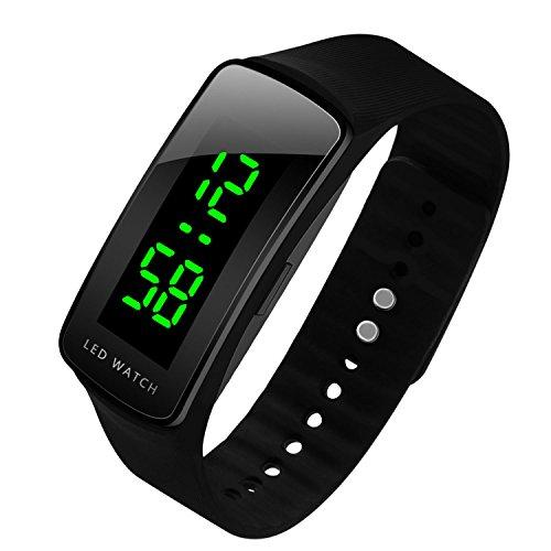 41vjWw2hmOL. SS500  - LED Watch Fashion Sport Waterproof Digital Watch for Boys Girls Men Women Bracelet