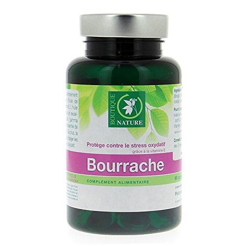 Bourrache - 90 capsules - Beauté