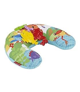 Fisher-Price Cojín de actividades para bebé recién nacido (Mattel CDR52) (B00PI0J7YC) | Amazon Products