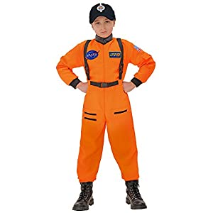 WIDMANN 11006?Disfraz para niños Astronauta, Mono
