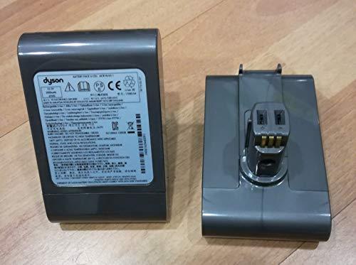 Akku für Staubsauger Dyson DC45 17083-04 917083-04, 22,2 V, 2000 mAh, 45 Wh, Lithium-Ionen, Originalersatzteil