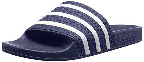 Adidas Adilette, Herren Pantoffeln, Blau, 42 EU (8 UK)