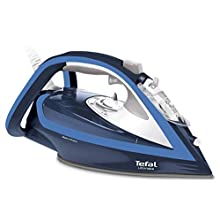 Tefal FV5670 Turbo Pro Anti-scale Steam Iron, 2800 W, 300 milliliters, Dark Blue