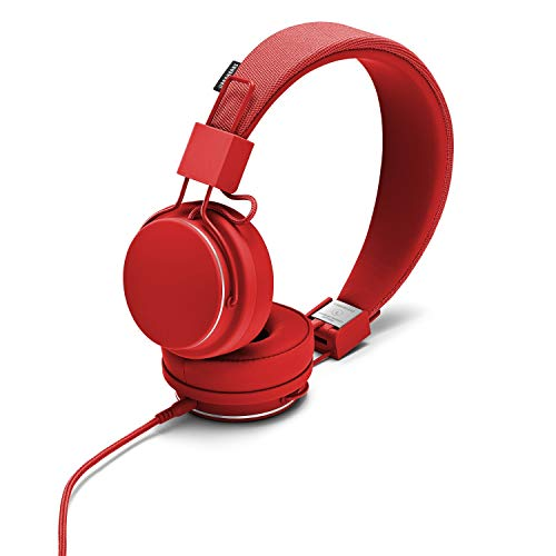 Urbanears Plattan 2 Casque Audio – Rouge