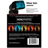 Honl Autumn Filter Kit for Flash Gun (HP-FILTER4) (Import Royaume Uni)