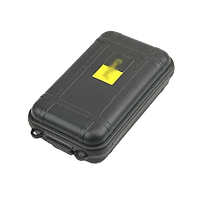 HeroNeo® Outdoor Plastic Waterproof Airtight Survival Case Container Storage Carry Box by HeroNeo®