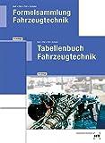 Paketangebot Tabellenbuch Fahrzeugtechnik und Formelsammlung Fahrzeugtechnik