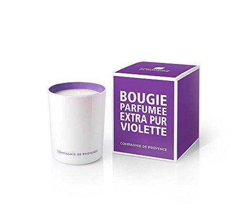 Compagnie de Provence Duftkerze Violette (180g)