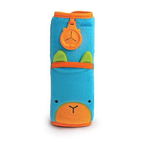 Price comparison product image Trunki Snoozihedz Seat Belt Pad (Blue, 18 Months and Above)