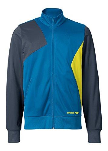 erima Erwachsene Green Concept Jacke Mykonos Blue/Silex, 4XL (Green Suit Jacket Herren)