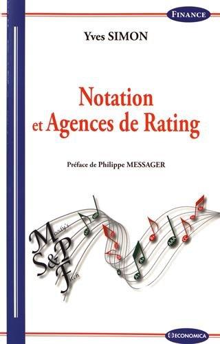 Notation et Agences de Rating