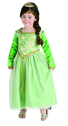 Kinder Fun Shrek Grun Cordula Kostum Gr 116 128 140 Karneval Fasching