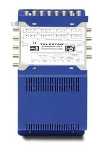 Telestar Starswitch Commutateur 17/8 G Avec adaptateur secteur (Import Allemagne)