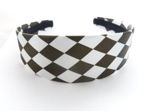 haarreif-im-schicken-karo-design-verschiedene-farben-schwarz-o58