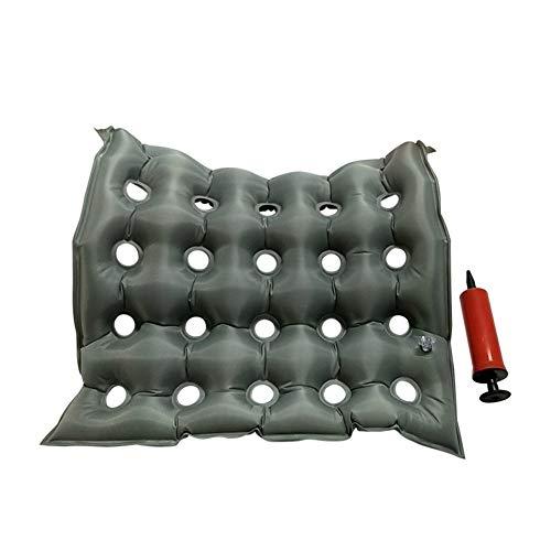 tzkissen für die Luft macht jeden Sitz bequem für Druckentlastungspunkt Schmerzlinderung für Rollstuhl, Auto, Büro ()