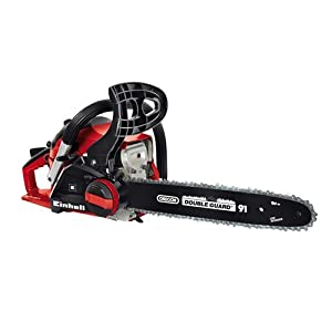 Einhell GC-PC 1335 TC 41 cc Tooless Petrol Chain Saw with 35 cm Oregon Bar
