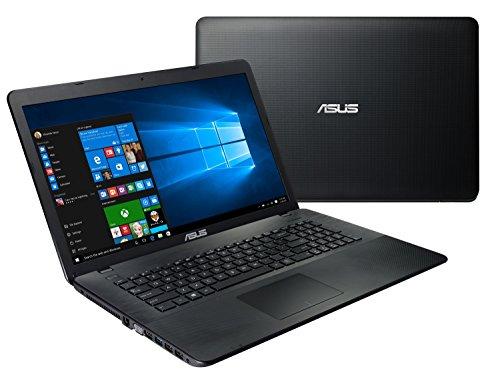 Asus Notebook F751SA-TY024 - 17 Zoll - Intel Quad Core 4 x 2,50 GHz - 500 GB - 4 GB RAM - Windows 10 - HDMI - USB 3.0 - Webcam - DVD Brenner - Intel HD Grafik